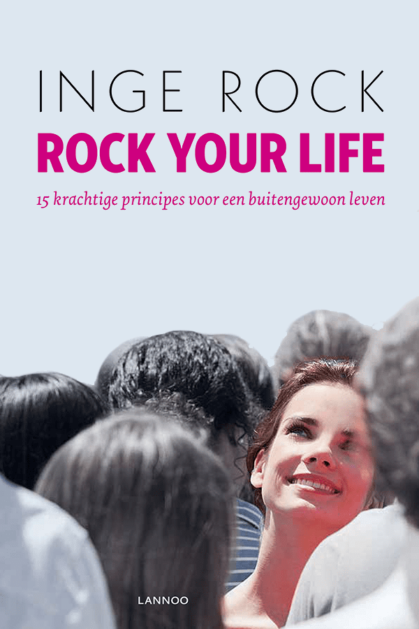 Rock your life - book